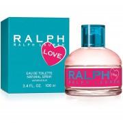 Ralph Love 100 Ml Eau De Toilette Spray De Ralph Lauren