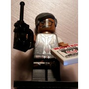 Lego Batman Movie 008 Commissioner Gordon Batman Mini Blind bag Figure_71017
