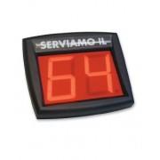 Display 2 cifre per sistema Eliminacode VD1