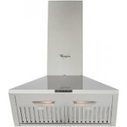 Whirlpool AKR 901 Platinum Wall Mounted Chimney(Silver 1000 CMH)