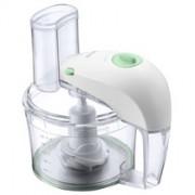 Philips HR 7605/10 - robot multi-fonctions - 350 Watt - blanc avec une touche vert minéral (HR7605/10)