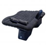 Saltea auto gonflabila Travel Bed cu pompa inclusa, 138 x 85 x 45 cm