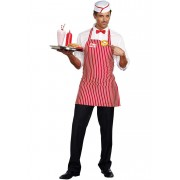 Dreamguy Diner Dude Costume 9976