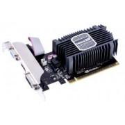 Видео карта Inno3D GeForce GT730 1GB, nVidia 3D Vision, Dual Link DVI, HDMI, VGA, N730-1SDV-D3BX