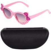 Kidofash Oval Sunglasses(For Girls)