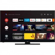 Televizor LED Horizon 50HL7590U/B, 126 cm, 4K UHD, Smart TV, Dolby™ Audio, Bluetooth, Wi-Fi, CI+, Clasa A+, Negru