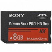 Card Sony Memory Stick PRO-HG Duo HX 8GB