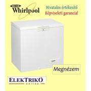 Whirlpool WHM 25112 fagyasztóláda , A++ energiaosztály