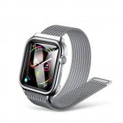 Usams Magnetic Loop Strap (Watch 40 mm) - Röd