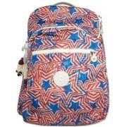 Kipling Seoul Backpack Americana Stars One Size 10 L Backpack(Multicolor)