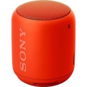 Sony SRS-XB10 Bluetooth Speaker (Red) With 1 Year Sony India Warranty