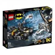 Конструктор Лего Супер Хироус LEGO DC Comics Super Heroes - Битка с Mr. Freeze, 76118