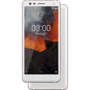 "Smartphone, NOKIA 3.1 TA-1063, Dual SIM, 5.2"", Arm Octa (1.5G), 2GB RAM, 16GB Storage, Android, White/Iron"