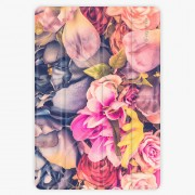 Kryt iSaprio Smart Cover na iPad - Beauty Flowers - iPad Air 2