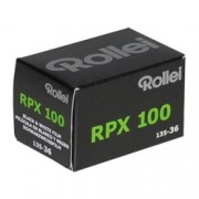 Rollei RPX 100 film alb-negru 135-36