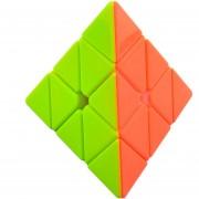Cubo Magico Rompecabezas Cyclone Boys Pyraminx 3x3x3-multicolor