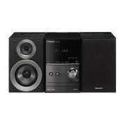 Panasonic Microcadena PANASONIC SC-PM600EG-K 40W CD USB