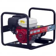 Generator de curent electric AGT 4501 HSB, 4.2 kVA, monofazat, benzina