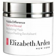Elizabeth Arden visible difference peel & reveal revitalizing mask, 50 ml
