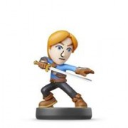 Figurina Nintendo Amiibo Super Smash Bros Mii Sword Fighter Nintendo Wii U