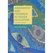 Assessment and Feedback in Higher Education par McConlogue & Teresa