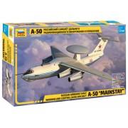 """ZVEZDA Berlev A-50 """" Mainstay """" repülőgép makett 7024"""