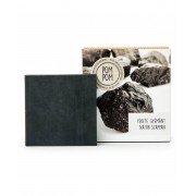 Pompom Fekete Gyémánt natúr szappan négyzet 100 g