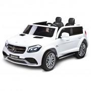 Elektrické autíčko Toyz MERCEDES GLS63 - 2 motory Farba: White