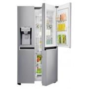 Хладилник с фризер LG GSJ960NSBZ