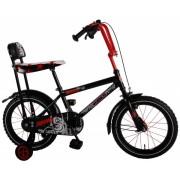 Bicicleta pentru baieti 16 inch cu roti ajutatoare Volare Chopper