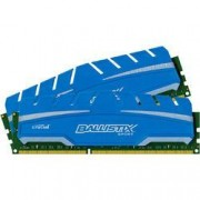 Ballistix Sport XT - DDR3 - 8 Go : 2 x 4 Go - DIMM 240 broches - 1600 MHz / PC3-12800 - CL9 - 1.5 V - mémoire sans tampon - non ECC