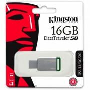 KINGSTON Memoria USB 16GB DataTraveler DT50/16GB