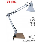 LAMPA BIROU ( 1xE27, max. 60W ) albastru