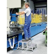 Günzburger Steigtechnik Günzburger modulares Arbeitspodest Erweiterungsmodul 1