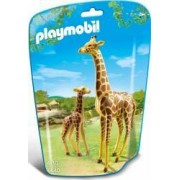 GIRAFA CU PUI Playmobil