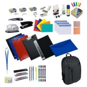 Pachet WOW 65 de articole DP Collection necesar profesionale de birou RUCSAC LAPTOP