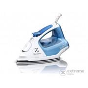 Fier de călcat cu aburi Electrolux EDB5220 4-safety plus, albastru