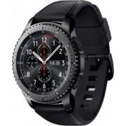 Samsung Gear S3 Frontier schwarz Armband schwarz