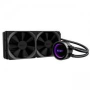 Водно охлаждане NZXT Kraken X52 (240mm), RL-KRX52-02 AMD/Intel, NZXT-FAN-RL-KRX52-02