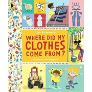 Where Did My Clothes Come From', Paperback/Christine Butterworth