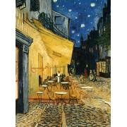 Puzzle Ravensburger - Vincent Van Gogh, Cafe At Night, 1.000 piese (15373)