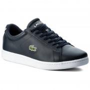 Lacoste Sneakersy LACOSTE - Carnaby Evo Bl 1 Spm 7-33SPM1002003 Nvy