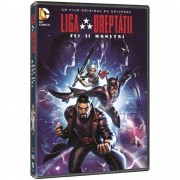 Justice League:Gods and monsters - Liga dreptatii:Zei si monstri (DVD)