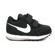 Nike MD Runner 2 baby schoenen - Zwart - Size: 22