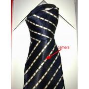 Мъжка вратовръзка със скрита камера,4 GB памет