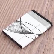 EH 3.7V 890 MAh Batería BL-5B Para Nokia N90 3230 5300 5070 6121 6080 - Gris + Blanco