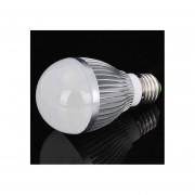 Ahorro Nueva Luz 3W Lámpara De Luz LED Blanco Cálido Bombilla Global Brillante Vida útil Larga Energía 85 ~ 265V