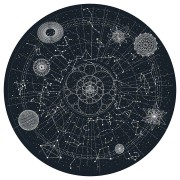MOOOI CARPETS tappeto CELESTIAL Signature collection
