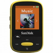 SanDisk Clip Sport Yellow 4GB MP3 player SDMX24-004G-G46Y SDMX24-004G-G46Y