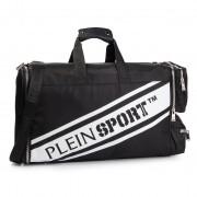 Plein Sport Torba PLEIN SPORT - Medium Travel Bag Statement S19A MBD0121 STE003N Black 02